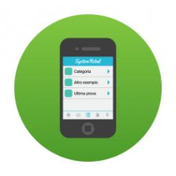 Re.Ca. System - App Pubblicitaria