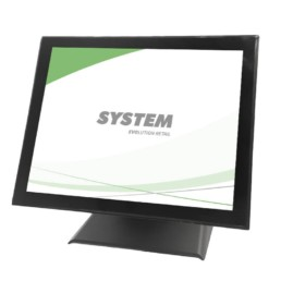 "Re.Ca. System - Touch Monitor True Flat 15"" Capacitivo"