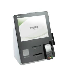 Re.Ca. System - SelfServ 90 Kiosk